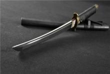 00046特价短款一字武士刀(短刀)