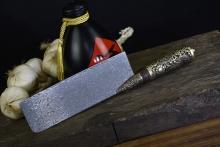02669  大马士革VG-10小厨刀