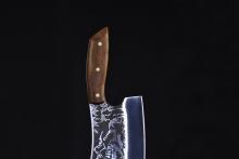 02741 锰虎砍骨刀(7铬17钼钒钢)