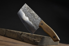 02765  火焰纹切片刀