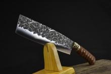 02770(7Cr17Mov不锈钢)柴刀(斩骨刀)