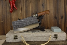02795  羽毛纹切片刀(2)