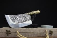02863  屠龙切片刀(铜柄) 时价
