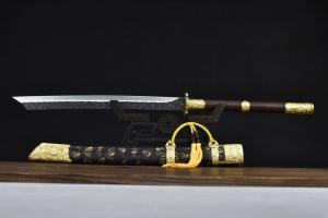 02970  骷髅战刀-7铬不锈钢