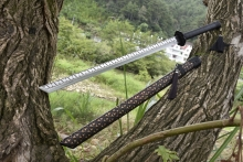 03083 大唐刀-卫士-7铬不锈钢  时价